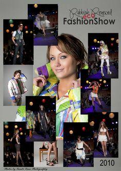 2011 Rubbish Renewed Eco Fashion Show.  Photos by Tambi Lane Photography.