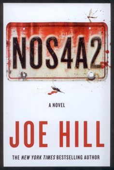 Horror Books: NOS4A2 by Joe Hill