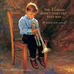 """""""Little Boy Blew"""" by Greg Olsen"""
