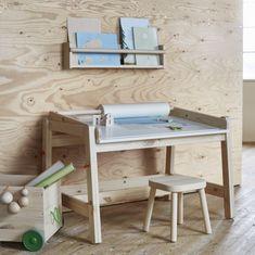 Ikea Flisat children's desk and wall storage