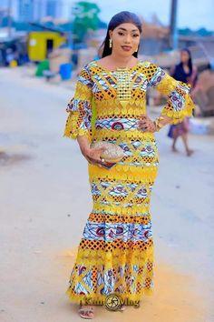 African Shirt Dress, African Dresses For Kids, Latest African Fashion Dresses, African Dresses For Women, African Print Fashion, African Attire, African Print Dress Designs, Images, Sally