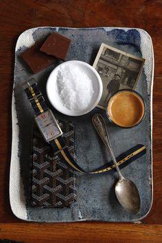 Rock salt & chocolate