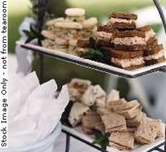 Great Tearooms of America    America's best tea room guide    Nina's Place, AR