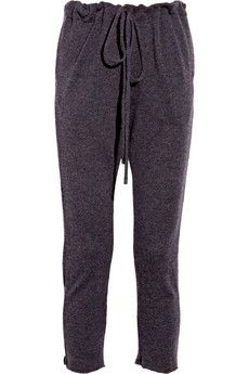 So cozy!  I love these almost as much as my cashmere pants...