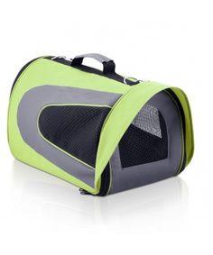 Large Pet Carrier Travel Bag - Green