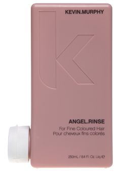 Kevin Murphy Angel Rinse (conditioner) for fine hair.  Love It!! Best conditioner I've ever used.