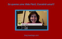 Um grande SORRISO para todos :)  http://blog.isaetiago.com/queres-uma-vida-facil/