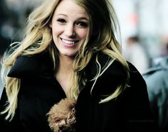 blake lively + puppy = perfection