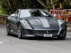 Crashtest xx ― automotivated: Ferrari 599 GTO - GTO (by Keith...