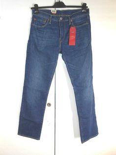 c9951ecff3e Levi's 511 Slim-Fit Straight Jeans W32 L30 TD078 BB 02 #fashion #clothing