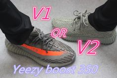 0c453cabd21e67 yeezy boost 350 v1 vs v2. which do you like   yeezy  yeezyboost ...