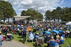 Join us for UnTapped Blues and Brews in Kennewick, Washington, featuring Parmalee and dozens of local and regional bands