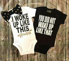 Super cute for twins or close cousins