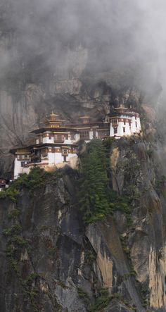One of the highlights of Bhutan accessible from Uma Paro is the iconic Tiger's Nest monastery, set into the side of a great cliff.