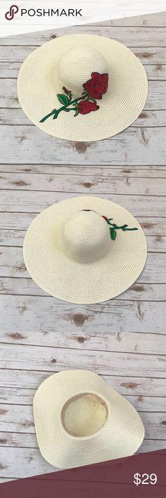 Floppy Straw Sun Hat for Women Floppy Straw Sun Hat for Women 0900ceadbfa0