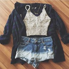 Not a big fan of the shorts, but love the different textures and layering outfits for a more effortless look.