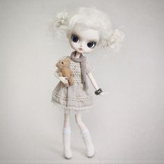 Being a doll <3, via Flickr.