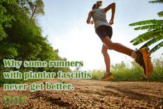 Plantar fasciitis may be the most common cause of runner's heel pain, but it is not the only cause. Many runners think they have plantar fasciitis but they actually have another condition entirely. As a result, they may not get better. This podcast explains the main reasons runners with heel pain don't get better, even when they think they have the correct treatment.