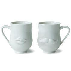 Jonathan Adler Mr. And Mrs. Muse Mug in Wedding Gifts