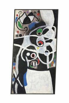 Joan Miró  Femmes et oiseaux (Women and Birds)