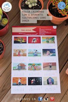 Poster calendario 2016