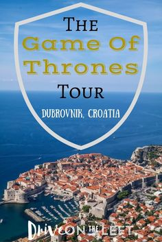 The Dubrovnik Game of Thrones Tour is a must do for any Game of Thrones fan. Dubrovnik, Croatia is the filming location for many of the most important settings in the show, including King's Landing and the Red Keep.