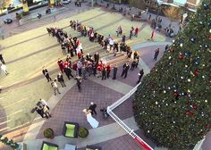 The Guy Organizes A Flash Mob Surprise Wedding At The Mall #Prank