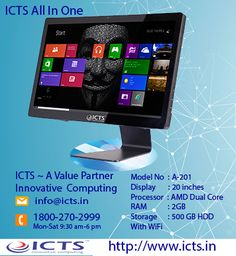 ICTS Workstations India Pvt. Ltd.: All-In-One A-201