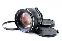 Mamiya Sekor C 80mm f/1.9 Lens for M645 super pro tl [Near mint} From Japan #Mamiya