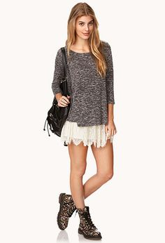 Static Connection Top | FOREVER 21 - 2000129448