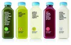 Pre-Summer Detox with BluePrint juices from Whole Foods Market or BluePrint Juice Cleanse online.