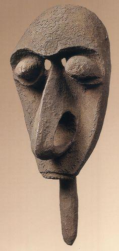 Masque_île pentecôte_vanuatu_fin XIXe (34x14x12cm)_Musée du quai branly-Paris