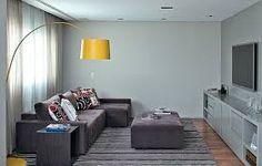 Resultado de imagem para como decorar uma casa que não tem as paredes pintadas