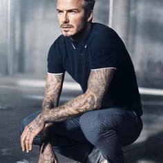 Rate This Look From 1-10.  Via Our Good Friend @davidbeckham With @hm   #Style #Fashion #Gentlemen #MenFashion