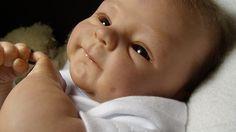 """ZUCCHEROBAMBINO"" IRRESISTIBLE REBORN BABY DOLL! COCO MALU BY ELISA MARX | eBay"