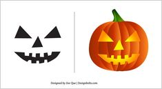 Halloween-2012-Pumpkin-Carving-Patterns-15-Scary-Stencils-Template-2.jpg (500×274)