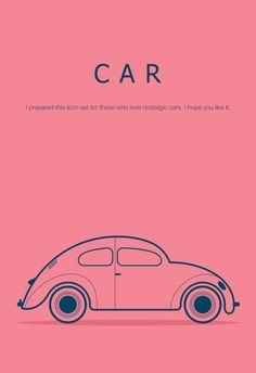 https://www.behance.net/gallery/15910643/Car-Icon-Set
