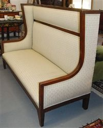High Back Banquette | Furniture Seating1 | Pinterest | Banquettes, Unique  Sofas And Basements