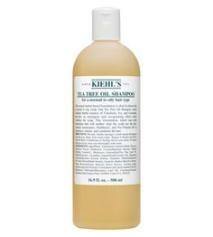Tea Tree Oil Shampoo,
