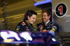 Sebastian Vettel Photos - F1 Grand Prix of Abu Dhabi - Qualifying - Zimbio