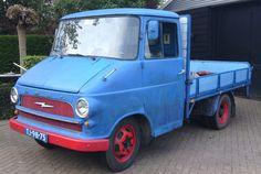 Opel - Blitz A - 1962