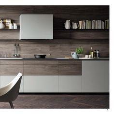 Forma mentis kitchen catalogue di Valcucine