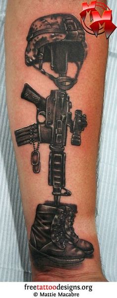 Military memorial tattoo (:Tap The LINK NOW:) We provide the best essential unique equipment and gear for active duty American patriotic military branches, well strategic selected.We love tactical American gear Patriotische Tattoos, Schulterpanzer Tattoo, Hand Tattoos, Army Tattoos, Warrior Tattoos, Military Tattoos, Weird Tattoos, Tatoo Art, Trendy Tattoos