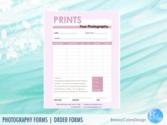 Elegant Order Form Templates Simple Sales Quotation Craft Show