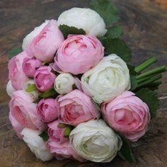 Enlish tea roses