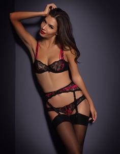 Lingerie by Agent Provocateur - Maddy Suspender
