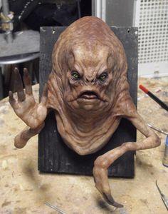 Waving alien by BOULARIS.deviantart.com on @deviantART