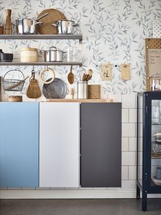 Smart and Gorgeous IKEA Hacks: save time and money with functional designs and beautiful transformations. Great ideas for every room such as IKEA Ikea Storage Furniture, Ikea Hack Storage, Hacks Ikea, Diy Furniture, Ikea Ivar Cabinet, Ikea Kitchen Cabinets, Ikea Design, Ikea Ivar Regal, Inspiration Ikea