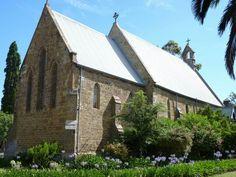 Historiese kerk Riversdal..