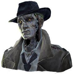 Fallout 4 | Detective Nick Valentine